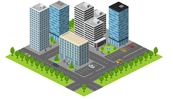 Area - City