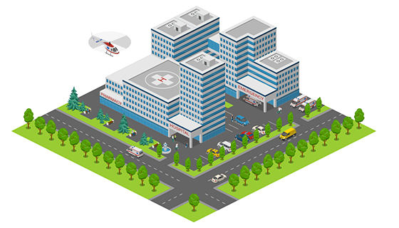 Area - Hospital