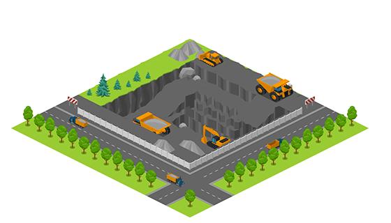 Area - Quarry