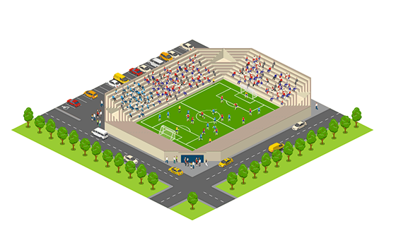 Area - Stadium