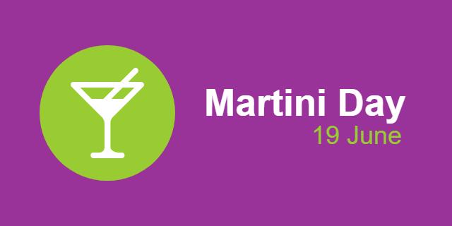 Martini Day