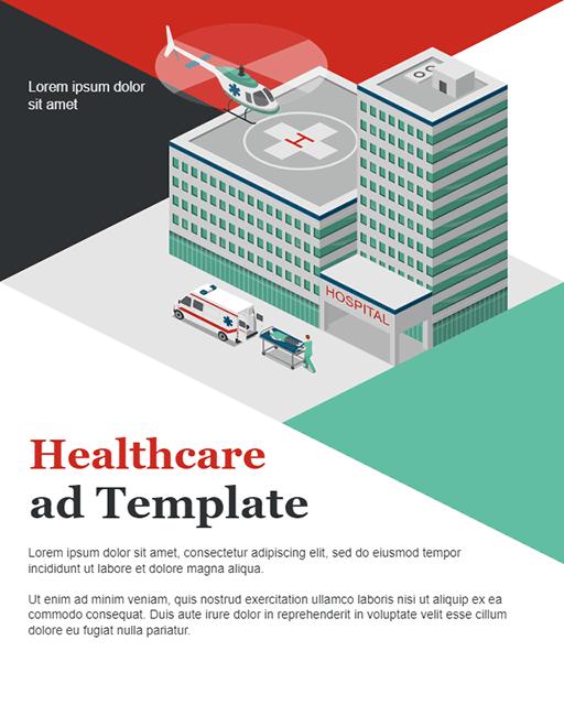 Healthcare Advertisement