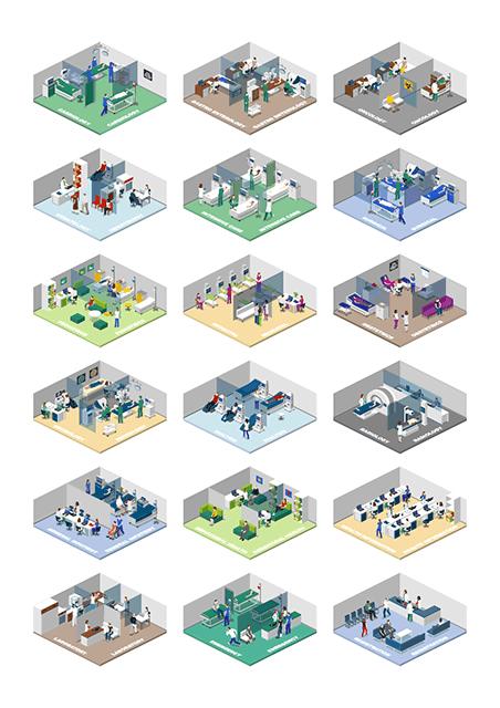 Hospital Units