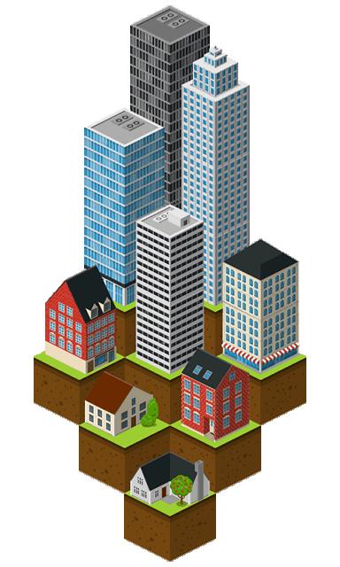 City on Soil