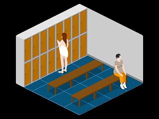 Loker Room