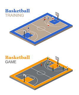 Basketball Training&Game