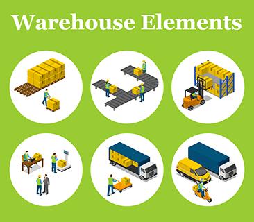 Warehouse Elements